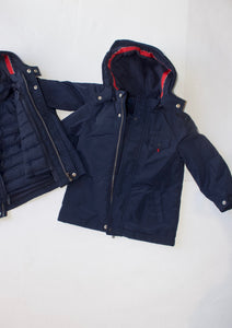 boys 2 in 1 coat