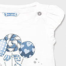 Load image into Gallery viewer, baby short sleeve candy tee
