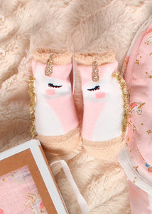 unicorn sock-baby