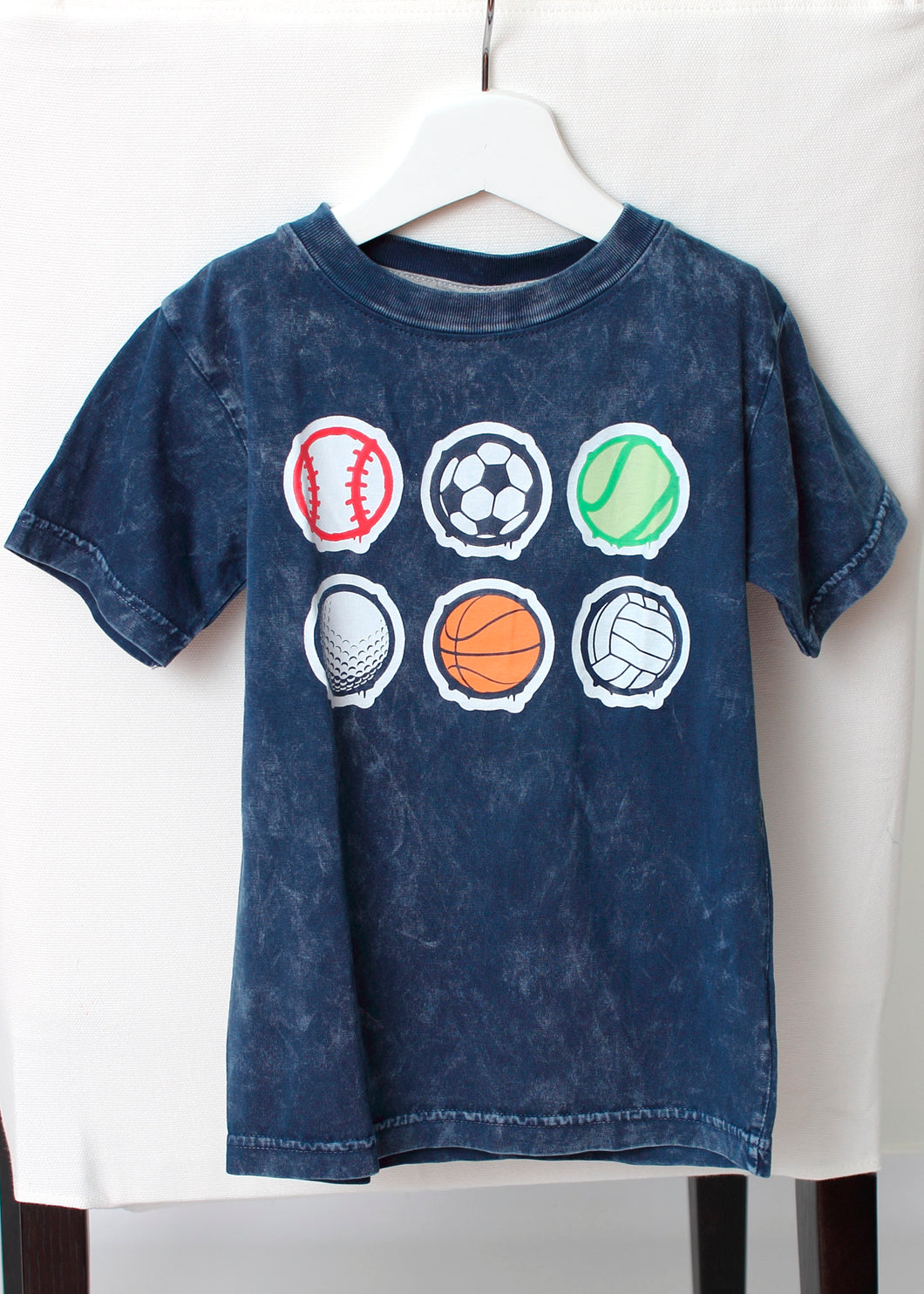 short sleeve tee - all sports - boys