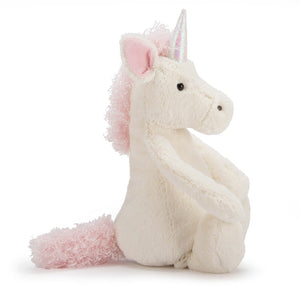 plush - bashful unicorn-small