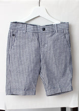 Load image into Gallery viewer, stripe linen shorts-boys