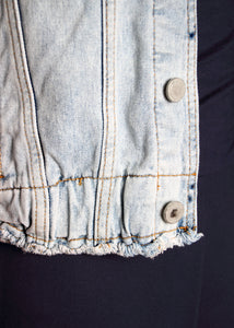 denim jacket cropped