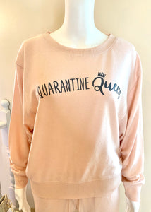 quarantine queen top