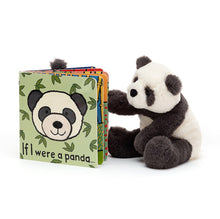 Load image into Gallery viewer, book - if I were a panda