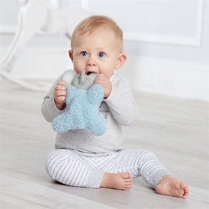 plush teether - elephant