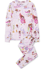 Load image into Gallery viewer, kids pj & book - princess pants