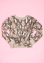 Load image into Gallery viewer, girls snake print top
