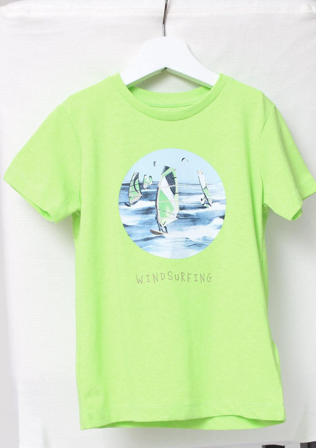 short sleeve tee-windsurfing-boys