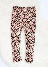 Load image into Gallery viewer, girls leopard legging