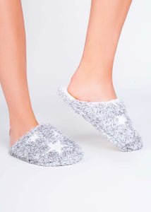 cozy slipper-star
