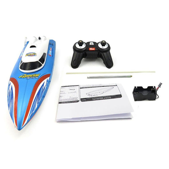 Infrared Control RC Boat