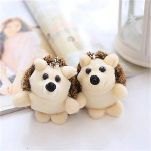 Cute Plush Hedgehog Toy