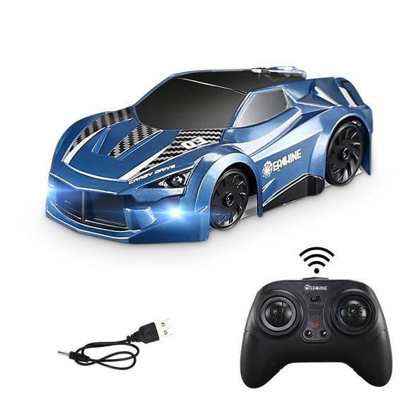 2.4-GHZ Remote Control Stunt Car