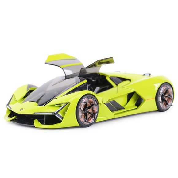 Terzo Millennio Static Simulation Die-cast Alloy Model Car