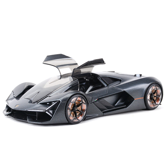 Bburago 1:24 Terzo Millennio Static Simulation Diecast Alloy Model Car