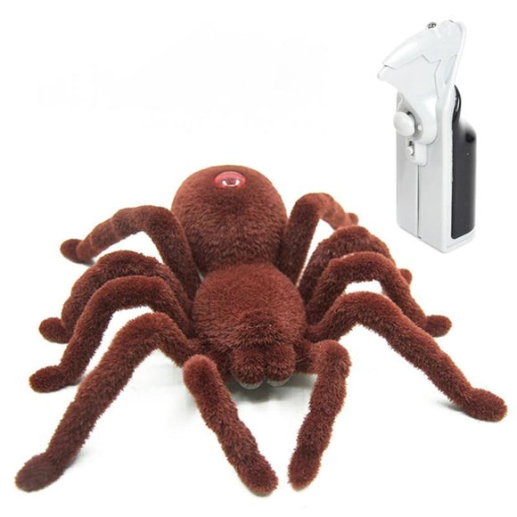 Halloween Simulation Remote Control Spider