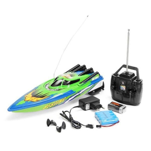 Remote Control Twin Motor High Speed Boat