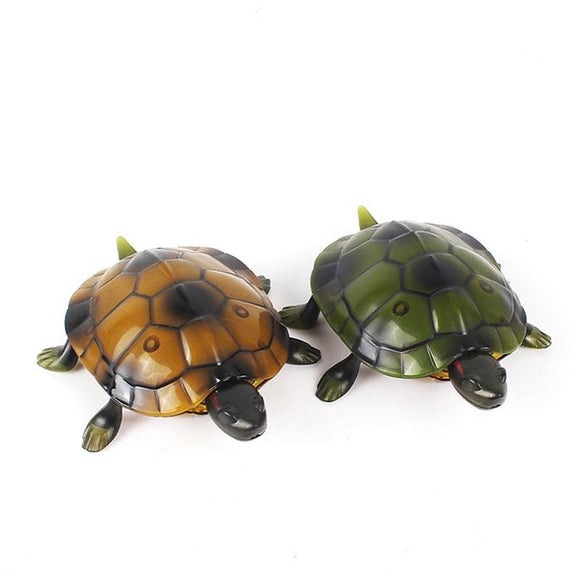 Infrared remote control green turtle