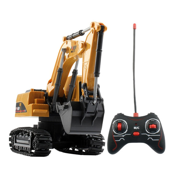 RC Excavator Vehicle Models