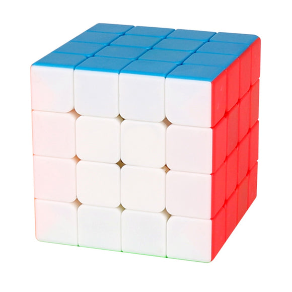 MeiLong4 MF8826 4 X 4 Magic Cube Puzzle Game Puzzle Cubes  Kids Early Educational Toy For Children New Cube 2019 - Colorful