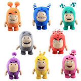 Odd bods Cartoon Plush Toys
