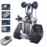 Electric Building Blocks Technic Remote Control Intelligent Robot
