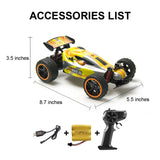 Sinovan RC Car 20km/h High Speed Car Radio Controled Machine Remote Control Car Toys For Kids