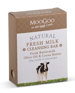 Moogoo Buttermilk Soap