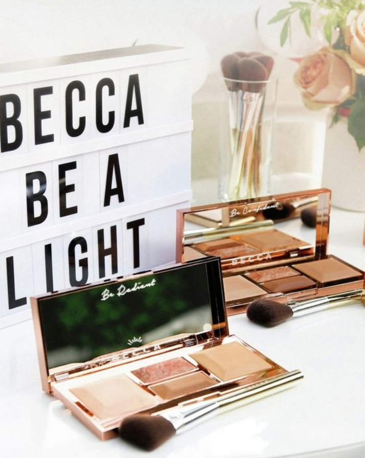 Highlighting our newest brand: Becca