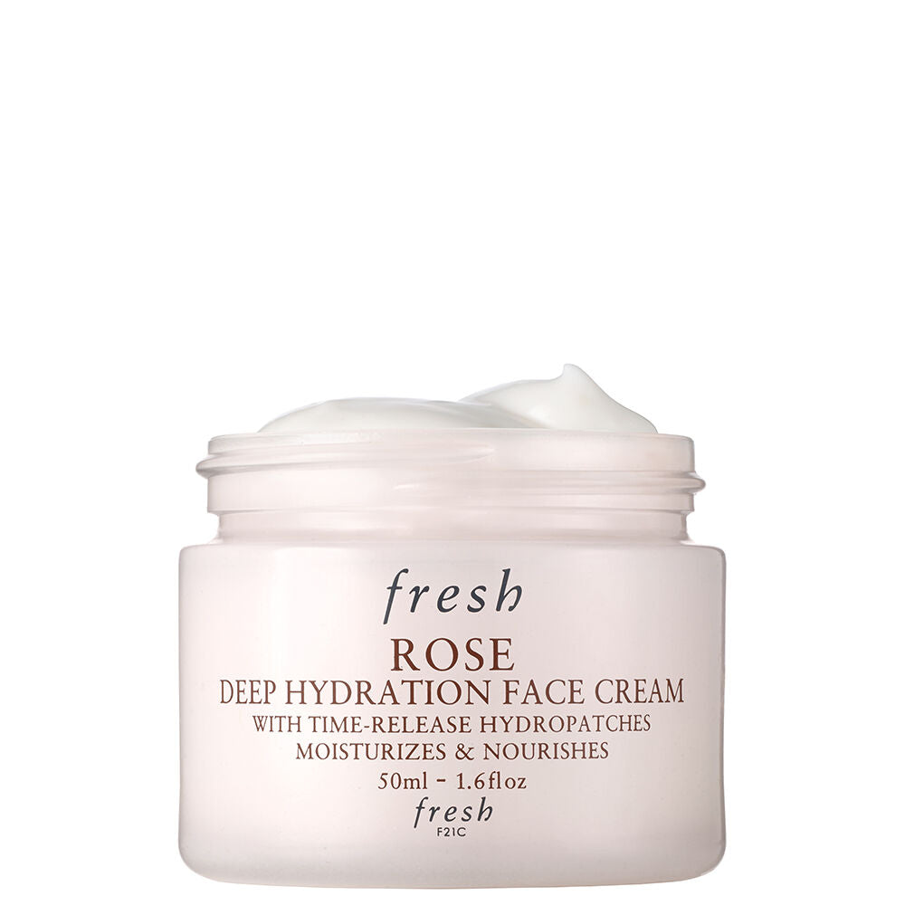 Rose Deep Hydration Moisturizer