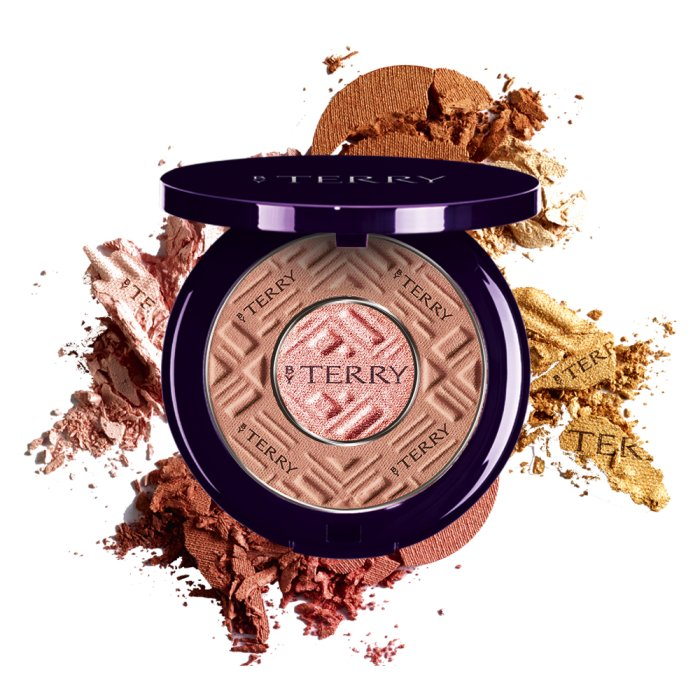 COMPACT-EXPERT DUAL POWDER BLUSH & BRONZER POWDER
