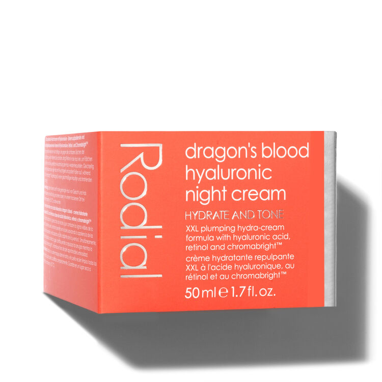 Dragon's Blood Hyaluronic Night Cream