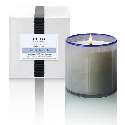 Water Hyacinth Signature Scented Candle