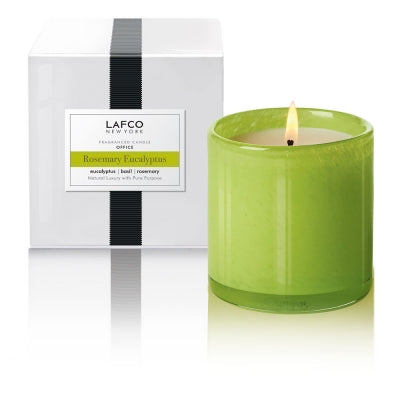 Rosemary Eucalyptus Signature Scented Candle