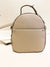 *CUSTOM* Beige Cross Body Backpack