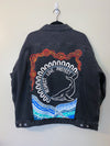 RESPECT, LOVE, PROTECT DENIM JACKET (XXL/18/20)