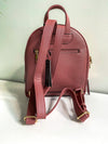 Mauve Yabaa (carpet snake) Backpack