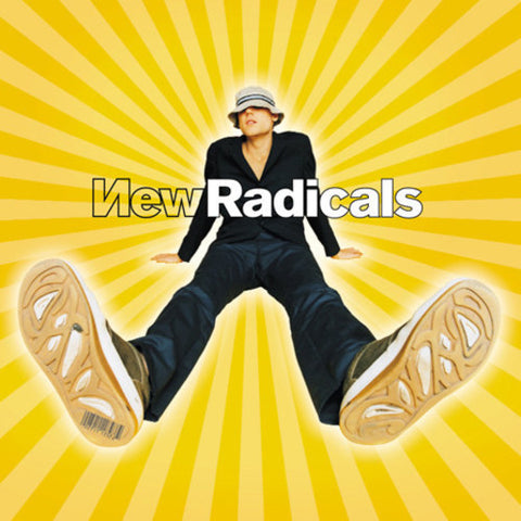 USED – New Radicals: Maybe You've Been Brainwashed Too.