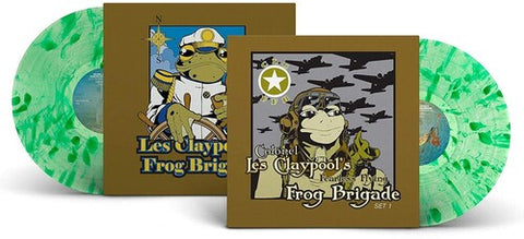 Colonel Les Claypool's FearlessFlying Frog Brigade: Sets 1 & 2