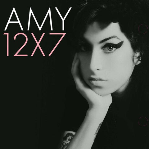 Amy Winehouse: 12x7: The Singles Collection