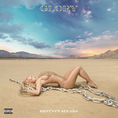Britney Spears: Glory [White Vinyl]