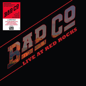Bad Company: Live at Red Rocks