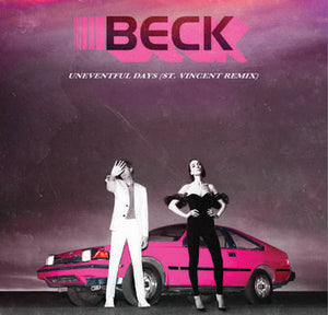 Beck: No Distraction/Uneventful Days (Remixes)