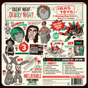 Various Artists: Silent Night Deadly Night