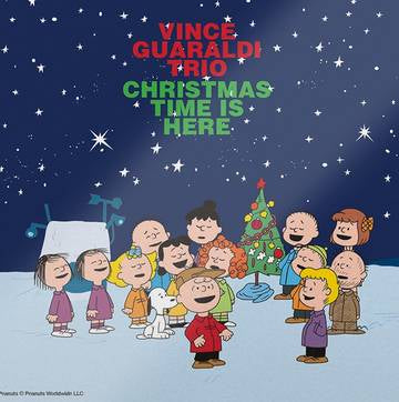 Vince Guaraldi Trio: Christmas Time is Here