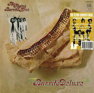 Flying Burrito Brothers, The: Burrito Deluxe