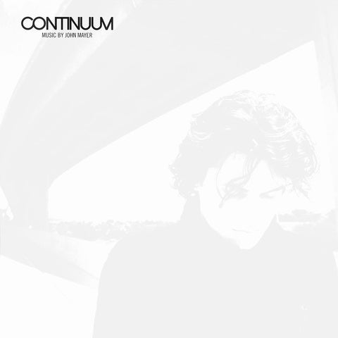 USED – John Mayer: Continuum