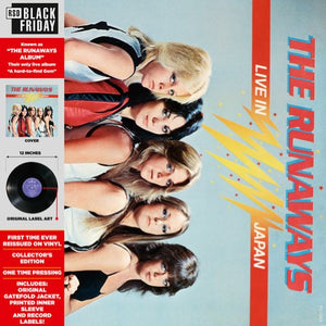 Runaways, The: Live in Japan