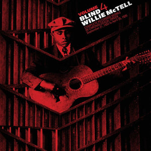 Blind Willie McTell: The Complete Recorded Works in Chronological Order Volume 4 (1933-1935)